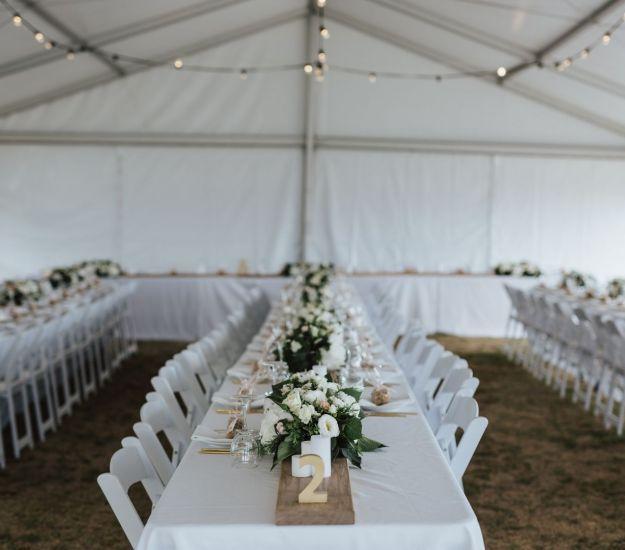 Weddings at Mercury Ridge